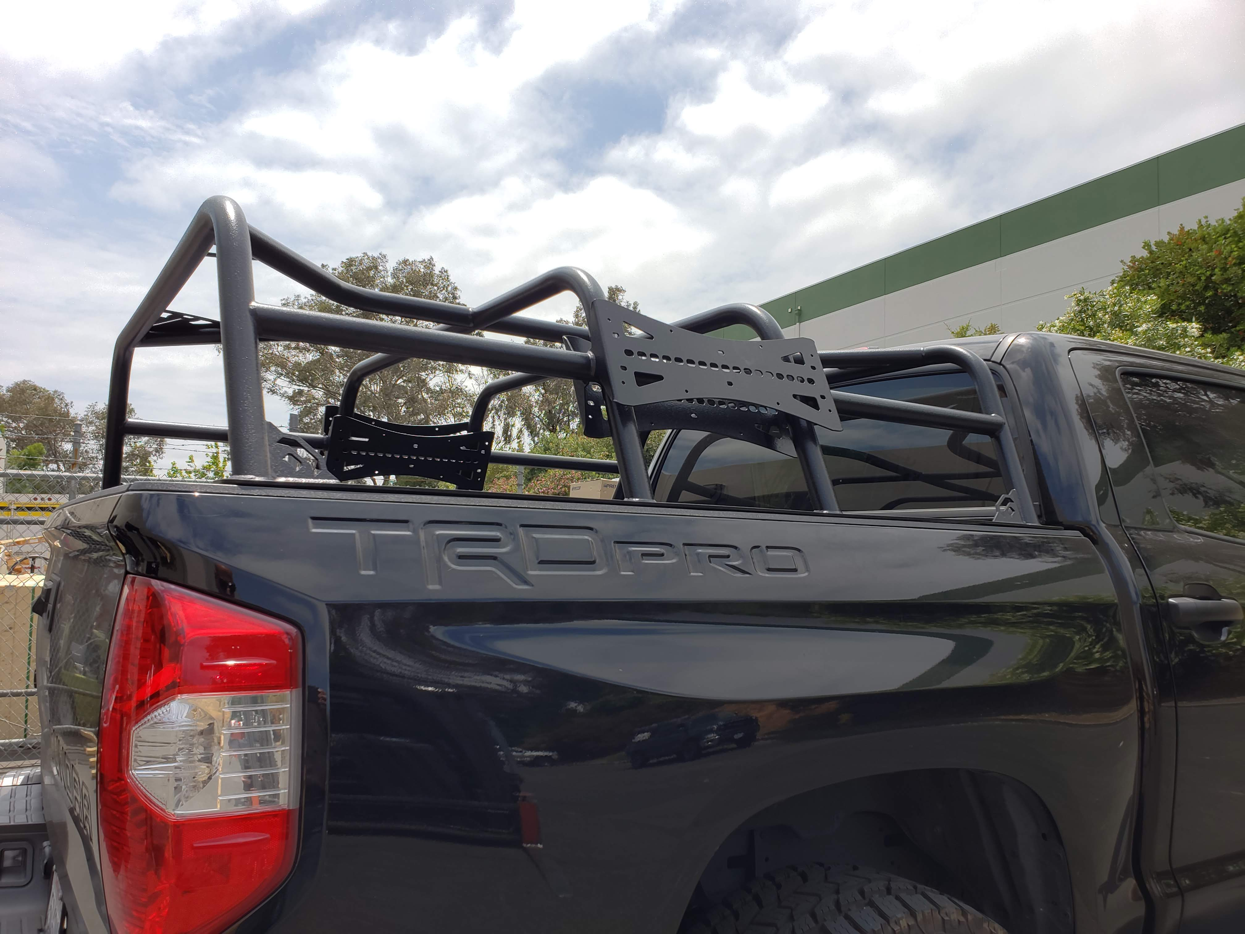 2007 To 2019 Tundra Crewmax Bed Rack