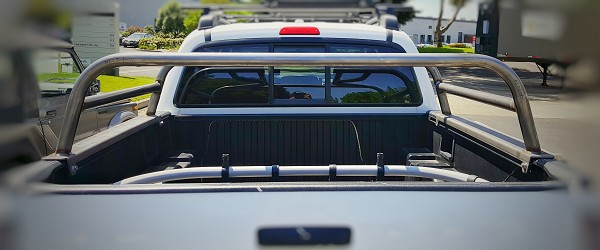 Low profile RTT bed rack 05 to 15 Tacoma