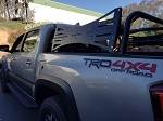 2016 Plus Toyota Tacoma Low Profile RTT Bed Rack
